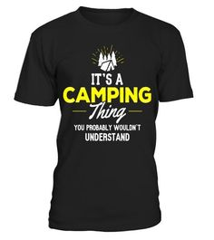 "# Camping T-Shirt - You Wouldn't Understand! - Limited Edition .  Special Offer, not available in shops      Comes in a variety of styles and colours      Buy yours now before it is too late!      Secured payment via Visa / Mastercard / Amex / PayPal      How to place an order            Choose the model from the drop-down menu      Click on ""Buy it now""      Choose the size and the quantity      Add your delivery address and bank details      And that's it!      Tags: Funny Camping Shirt…"