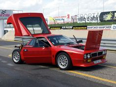 #Lancia 037 #italiandesign