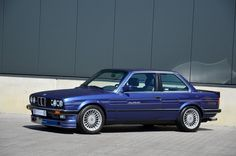 BMW E30 Alpina B6