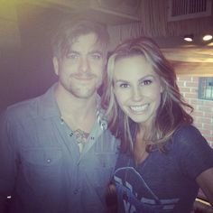 Keltie and Anthony Green. See more here: http://insdr.co/ILG5Zi