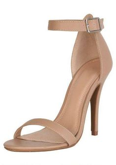 #Tessa Heel - alloy clothing