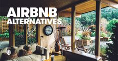 Airbnb competitors and Airbnb alternatives