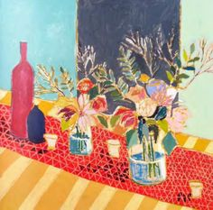 Lulie Wallace still life. #paintings