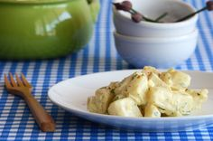 Deviled Potato Salad, A Few Summer Favorites, & Happy Memorial Day