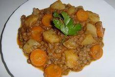 Retete Mancare de linte cu morcovi si cartofi