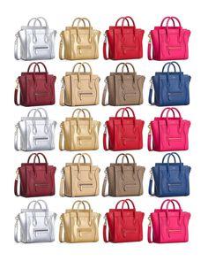 "Bagaholicboy on Instagram: ""Old Celine. New Celine. Old bag, new colours. What do you think? #NanoLuggage 📸 @celine"" Celine, Fashion Forward, Uggs, Thinking Of You, Colours, Men, Instagram, In Trend, Thinking About You"
