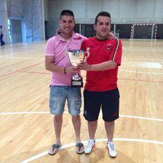 Roberto Testa e Iván López continuarán como coordinadores de la Escuela de O Parrulo