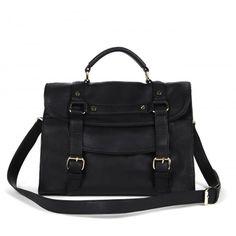 Priscilla satchel - love the versatility of the crossbody strap