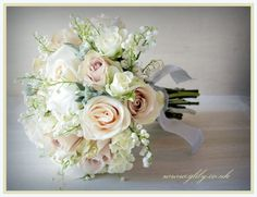 Vendela Roses and Lily of the Valley