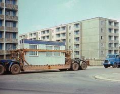 Was bleibt von der DDR? Teil VII: Plattenbauten