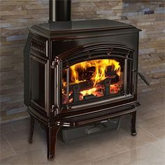 Quadra Fire Explorer Ii Wood Burning Stoves Coal Stove