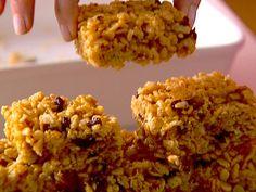 Crispy Rice Treats recipe from Ellie Krieger via Food Network