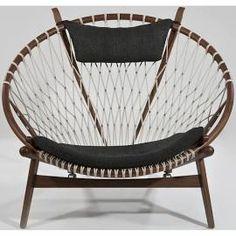 Hans Wegner Hoop Chair - Beech / Natural by Origins by Inmod
