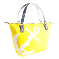 Julie Tote- Anchor | Rebecca Ray Designs