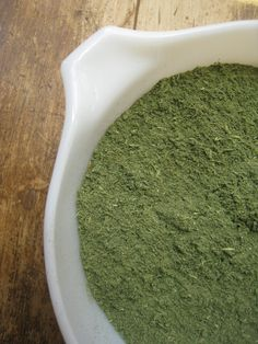 High-Protein Herbal Green Smoothie Mix