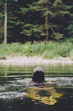 Swimming In a evergreen tree forest lake in the mountains with hippie bohemian gypsy hippies boho bohemia wild nature explore adventure hiking summer sun Voyager C'est Vivre, Foto Fun, All Nature, Adventure Is Out There, Plein Air, The Great Outdoors, Wilderness, Summertime, Places To Go