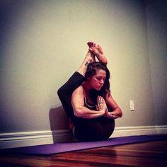 Wall Yoga | POPSUGAR Fitness