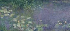 Waterlilies: Morning, 1914 by Claude Monet - art print from King & McGaw