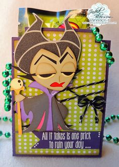 Paper Crafts by Candace: Villains Black Friday Blog Hop