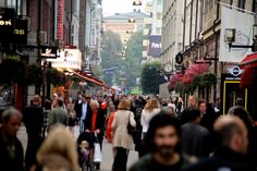 The streets of Stockholm. Consistently voted one of the most beautiful cities in the world. We do agree.