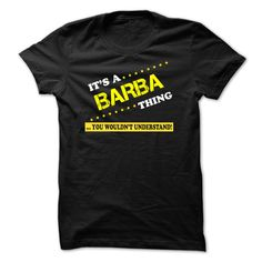 Its a BARBA thing. T Shirts, Hoodies. Check price ==► https://www.sunfrog.com/Names/Its-a-BARBA-thing-26A1FA.html?41382 $19