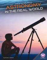 Book Jacket for: Astronomy in the real world