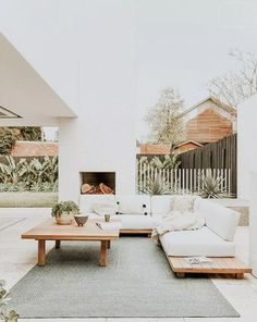 48 brilliant ideas for your outdoor lounge 17 | Glebemines.com