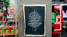 Lynda Reeves' Nordic-Inspired Holiday Decorating - Steven and Chris
