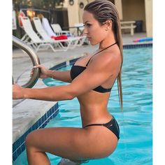 Tamra Dae perfect body