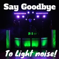 say goodbye to light noise dj lighting interview with steve johnson learn stage lighting