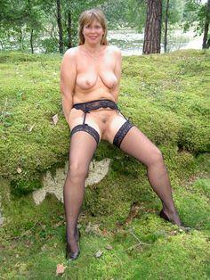 Granny naturists