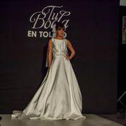 #Glamour #NoviasParla #Desfiles #FeriaNupcial #TuBodaEnToledo2014 https://www.facebook.com/GlamourNoviasParla?ref=bookmarks