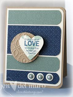 Paint the Town color challenge with Market Street Stamps