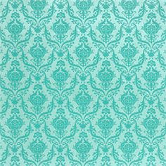 Turquoise Brocade 12x12 Paper  $1.95