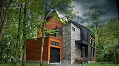 """The house of your dreams in two months? It's possible, says builder.  Mr. Bovet's leap into the construction industry was born out of frustration with his own home renovation. After weeks stuck in a hotel with his wife and four young children, he describes having """"a Richard Branson reaction"""" to the situation. Used to handling business projects at over $100-million, he felt he fumbled on this little one and started questioning why houses were made this way."""