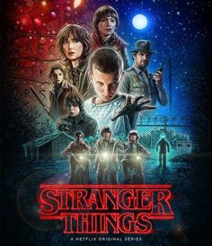 """Could You Survive In """"Stranger Things"""""""