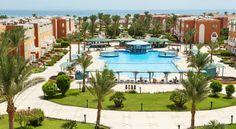Отель Sunrise Garden Beach Resort & Spa находится в 13 км от международного аэропорта Хургады, в 4 минутах ходьбы от пляжа, на побережье Красного моря. #Египет  В отеле Sunrise Garden Beach Resort & Spa есть 3 плавательных бассейна, 3 ресторана и оздоровительный спа-центр, дайвинг-центр, #аквапарк.  В отеле: 480 номеров. В номерах: кондиционер, мини-бар и телевизор со спутниковыми каналами, балкон,  ванная/душ, биде, телефон.  В ресторанах отеля подают блюда итальянской, восточной...
