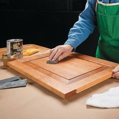 A Fast & Durable Finish Recipe | Woodsmith Tips