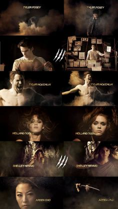 Teen Wolf Season 4 Opening Credits