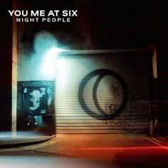 2. You Me At Six - Night People ▪ Rating: ⭐⭐1/2 ▪ A more straight ahead rock Bastille? A little Nickelback-ish at times? Not horrible, but meh.