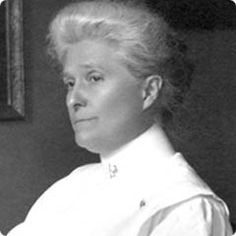 """Anna Caroline Maxwell was known as the """"American Florence Nightengale."""" During the Spanish-American War, Maxwell headed up the army nurses, thereby establishing the Army Nurse Corps. During WWI, Maxwell was given the Medal of Honor for Public Health."""
