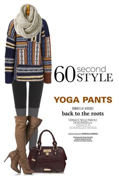 """Yoga Pants"" by boxthoughts ❤ liked on Polyvore featuring Alo Yoga, Joseph, Carvela Kurt Geiger and 60secondstyle"
