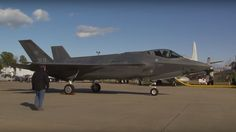 The Aviationist » F-35 arrival at NAS Patuxent River after first transatlantic crossing B-roll and pilot interview
