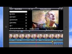 http://youtu.be/PlS85TwVwtQ Gett your audio clips into iMovie on the iPad so that you can have more audio effects in your movies that you create on the iPad.