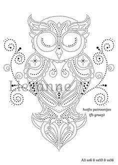 Dot Art Painting, Painting Patterns, Stone Painting, Embroidery Cards, Beaded Embroidery, Embroidery Patterns, String Art Templates, String Art Patterns, Rhinestone Crafts