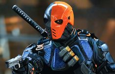DeathStroke Arrow by HeroforPain.deviantart.com on @deviantART