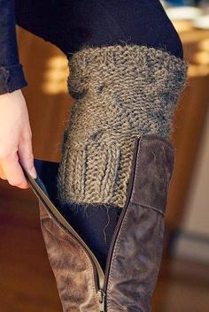 20 Clothing Hacks Every Girl Needs To Know - The Idea King repurpose old sweater