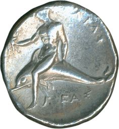 Greece: city Taranto, Calabria 272-235 BC, Stater, silver. Horseman with spear, very fine / extremly fine    Dealer  Schwanke GmbH    Auction  Minimum Bid:  150.00 EUR