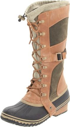 Amazon.com: Sorel Women's Conquest Carly Boots: Shoes