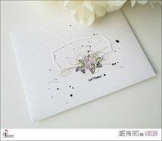 Enveloppe  de Fati avec nouvelle collection Printemps de 4enscrap2018 Jour1: 3-03-2018